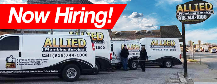 Now Hiring graphic